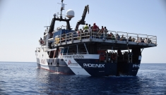 MSF Mediterranean Search and Rescue Operation I