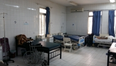Ramtha hospital after Jordan/Syria border closure