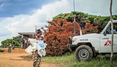 Community healthcare and health promotion in Boga, DRC
