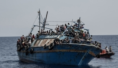Bourbon Argos Rescue In The  Mediterranean Sea 6th August