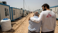 Mental health Khanaqin camp, Iraq
