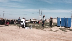 Irak - Providing medical care to IDPs