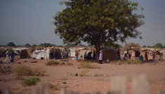 Sido, Muslim refugee fleeing violence in CAR