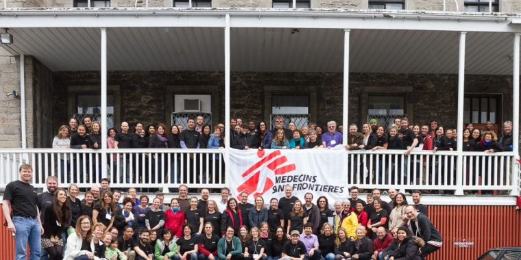MSF CANADA Annual General Assembly 2013