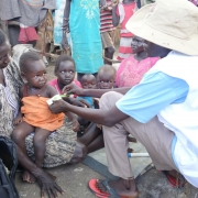 MSF Malaria Campaign in Bentiu, South Sudan