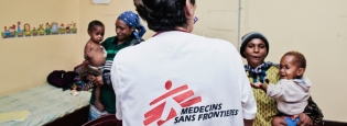 Papua New Guinea, MSF projects in Tari and Lae, March 2012